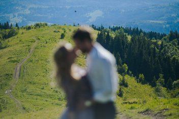 Our LOVEnder Story. Красивое Love Story в горах Дмитрия и Алены