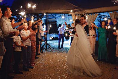 """Шикарная свадьба Саши и Лены в ресторане """"Маринад"""""""