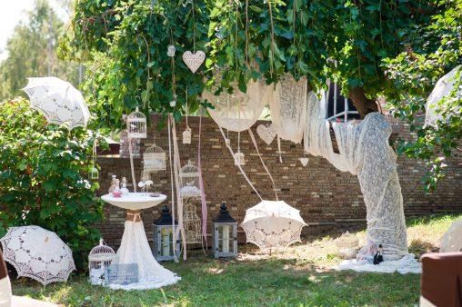 Свадьба в стиле Прованс Артема и Виктории
