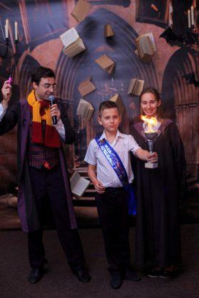 Выпускной в школе Магии и Волшебства