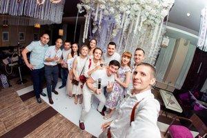 White Wedding Party — свадебная вечеринка от «Дома Событий Алены Сахно»
