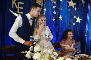 И днем, и ночью. Вместе. Навсегда… Свадьба Кости и Кати в ресторане «ДерЁвня»