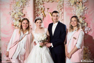 "Свадьба победителей второго сезона реалити-шоу ""Хочу Свадьбу"""