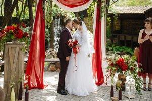 Свадьба Валерия и Вероники в ресторане «Каспий»
