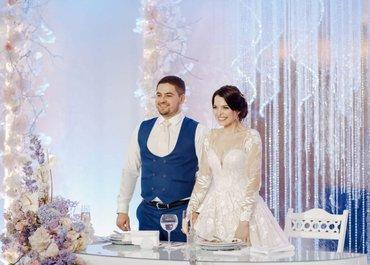 «Я люблю тебя любить». Восхитительная свадьба Юрия и Яны  «Family Club»