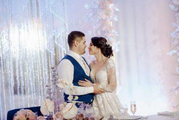 """""""Я люблю тебя любить"""". Восхитительная свадьба Юрия и Яны  """"Family Club"""""""