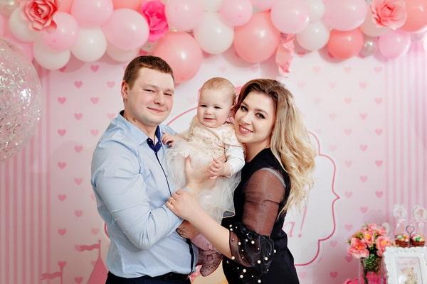 Детские дни рождения в Донецке
