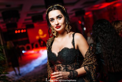 """Итальянская вечеринка Dolce Vita от """"La Vivaldy Beauty Hall"""""""