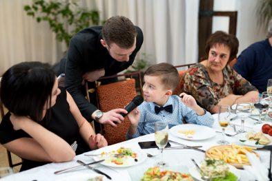 """Юбилей Ольги. 30 лет в кругу семьи в """"Испанском Дворике"""""""