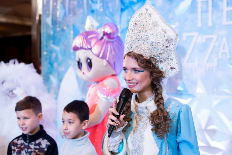 """Детские утренники """"Новогодняя ПереZZZаморозка"""""""