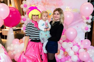 Супер модные LOL и ее помощник! День Рождения Миланы в ресторане «Какаду»