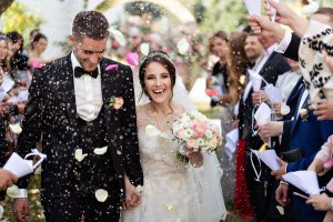 Невероятная концептуальная свадьба Сони и Леши по мотивам путешествий, в «Виктории» Донецк