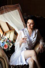 Свадьба в нежно-голубых и розовых тонах Артема и Валентины