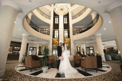 "Свадьба в садовом стиле в ресторане ""Marinad"""