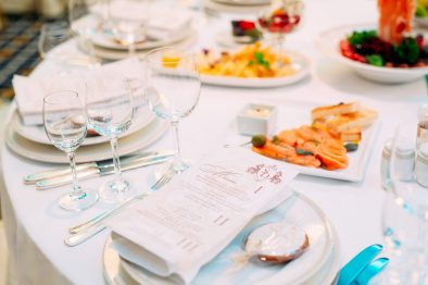 """Помолвка в ресторане """"Donbass Palace"""""""