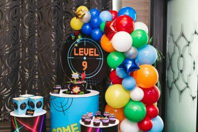 """День Рождения Лёни """"Laser Tag Party. Level 9"""""""