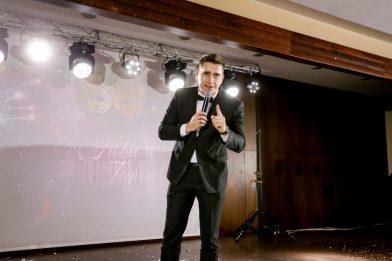 """Тематический новогодний корпоратив Компании """"Маскарад"""""""