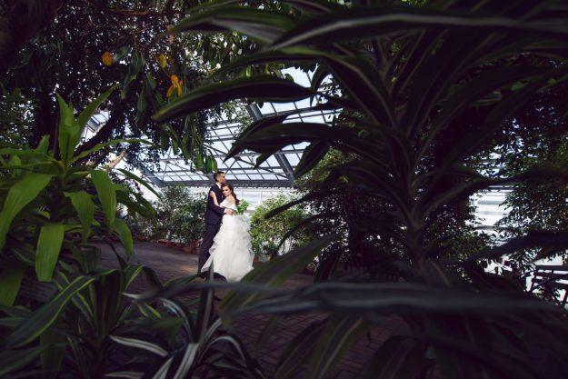 Фееричная свадьба Сергея и Юли