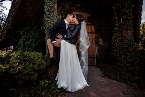 """Красивая апрельская свадьба в """"Испанском Дворике"""""""