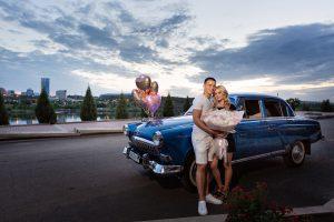 Красивейшее Предложение руки и сердца в стиле «Алисы в Стране Чудес» в Донецке