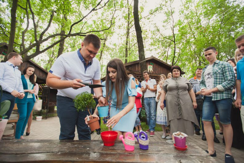 Свадьба в Малиновке. Тематический второй день Свадьбы Ярослава и Елены