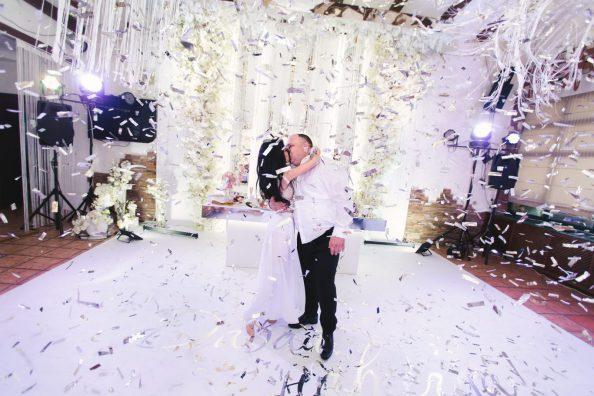 """Красивейшая свадьба в загородном комплексе """"Артемида"""""""