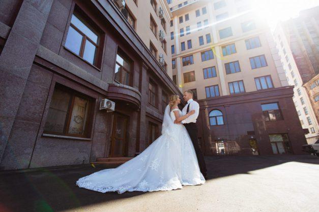 """Свадьба Евгения и Дарьи в """"Гуляй Хате"""""""