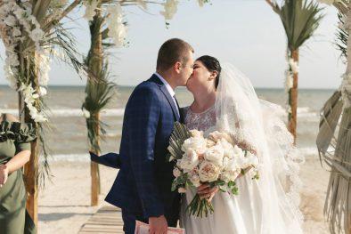 """Невероятная свадьба на море в """"Del Mar"""", Седово"""