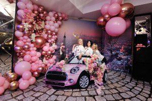 Французская вечеринка в честь первой годовщины салона премиум-класса «СК Аэстетик» в Barberry