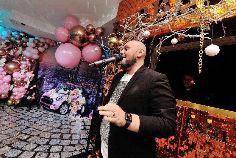 """Французская вечеринка в честь первой годовщины салона премиум-класса """"СК Аэстетик"""" в Barberry"""