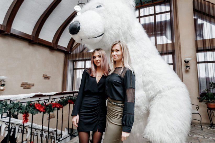 Новогодний корпоратив в Донецке
