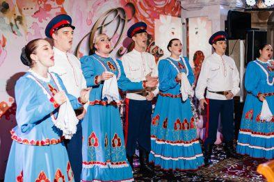 Красивый Юбилей 60 Лет в Донецке