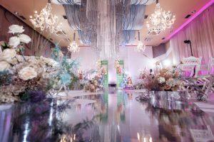 Очень красивая свадьба со стилизацией под Прованс «La Famille»