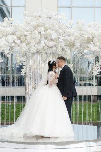 Роскошная свадьба в «Shakhtar Plaza»